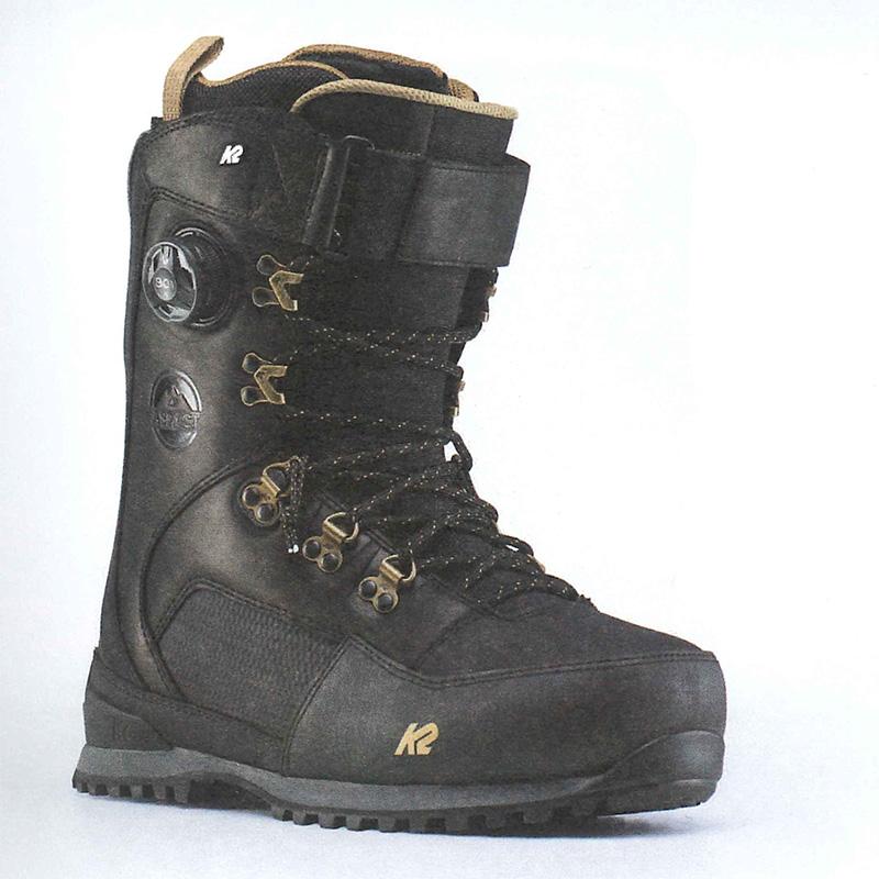K2 SNOWBOARDING BOOTS [ ASPECT @60000] ケイツー ブーツ 【正規代理店商品】【送料無料】【 スノボ 用品】