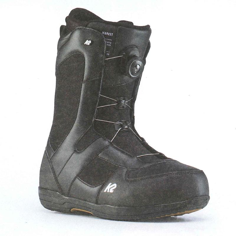 K2 SNOWBOARDING BOOTS [ MARKET @30000] ケイツー ブーツ 【正規代理店商品】【送料無料】【 スノボ 用品】