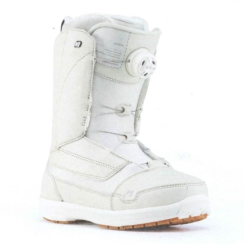K2 SNOWBOARDING BOOTS [ SAPERA @39000] ケイツー ウーメンズ ブーツ 【正規代理店商品】【送料無料】【 スノボ 用品】