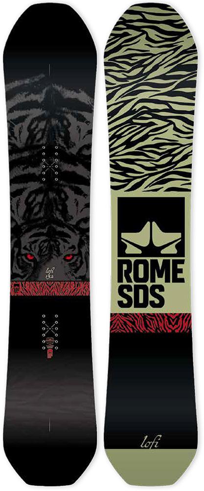 ROME SNOWBOARDS [ LO-FI @69000 ] ローム スノーボード 安心の正規輸入品 【送料無料】