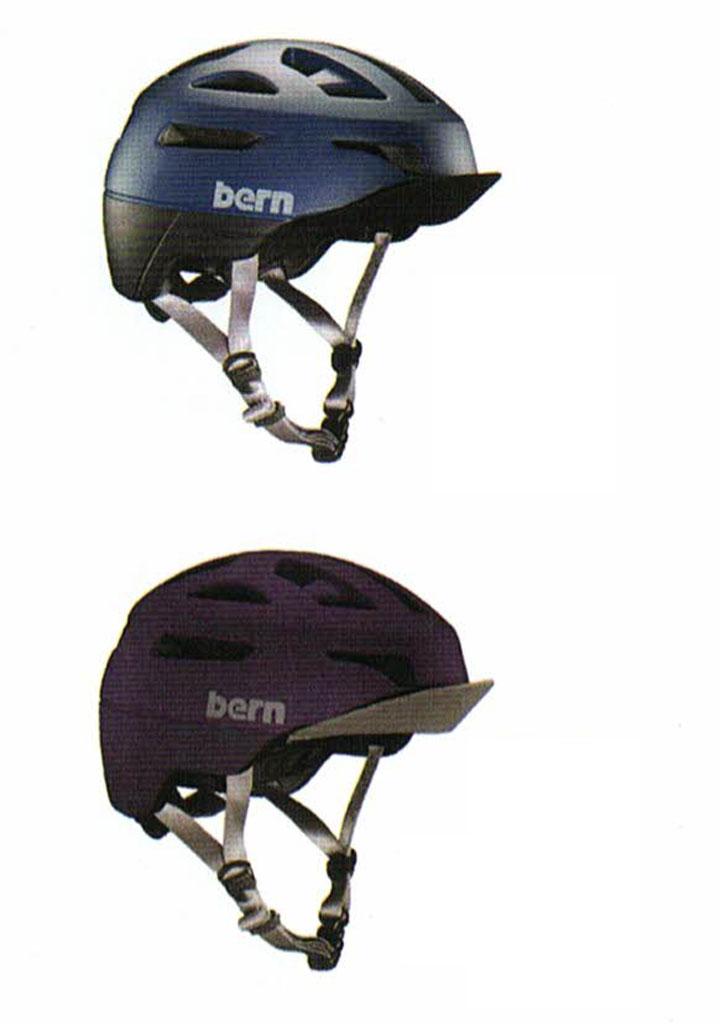 bern (バーン)ヘルメット [ UNION HELMET @16000] オールシーズンタイプ 【正規代理店商品】【送料無料】