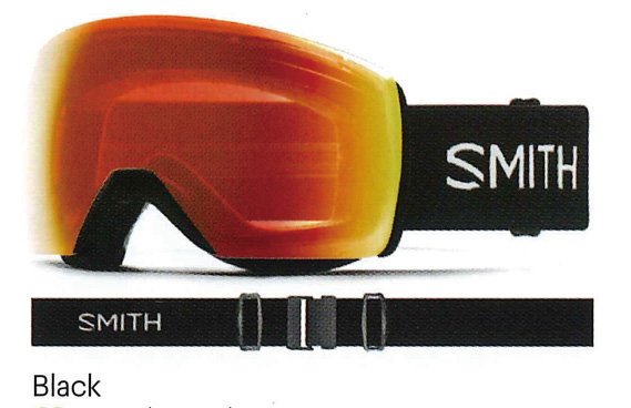 SMITH SNOW GOGGLE [ SKYLINE XL (メガネ対応)@25000 ] スミス ゴーグル 安心の正規輸入品【送料無料】