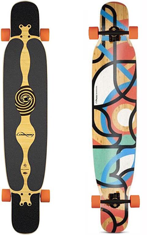 ローデッドボード バングラ Paris コンプリート Loaded Boards Bhangra Bamboo 【正規代理店商品】