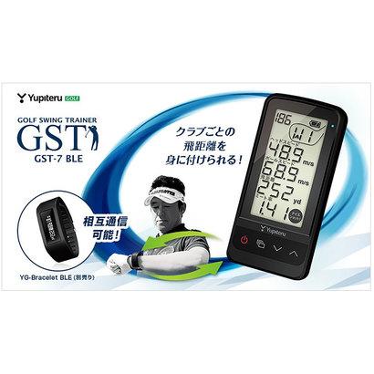 ユピテル Yupiteru ユニセックス ゴルフ スイング測定器 ゴルフスイングトレーナー GST-7BLE