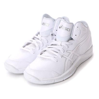 アシックス asics バスケットボールシューズ GELTRIFORCE 2-slim TBF326 ホワイト 151 (ホワイト)