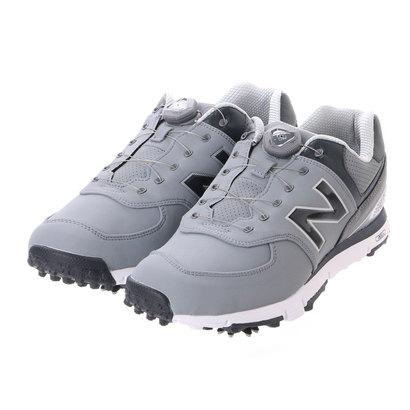 ニューバランス NEW BALANCE メンズ ゴルフ ダイヤル式スパイクシューズ MGB574GN MGB574D 821