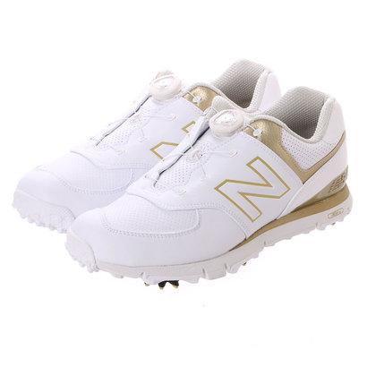 ニューバランス NEW BALANCE メンズ ゴルフ ダイヤル式スパイクシューズ WGB574WG WGB574D 826