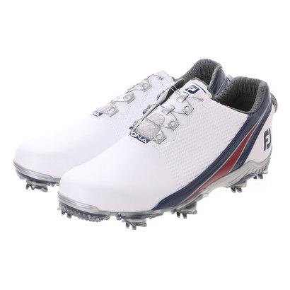 フットジョイ FootJoy メンズ ゴルフ ダイヤル式スパイクシューズ 16 DNAボア 9248501801 844