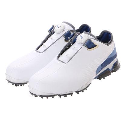 プーマ PUMA メンズ ゴルフ ダイヤル式スパイクシューズ 189626 189626 907
