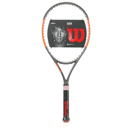 ウィルソン Wilson ジュニア 硬式テニス 張り上がりラケット バーン26S WRT534100 619