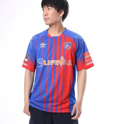 アンブロ UMBRO メンズ サッカー/フットサル ライセンスシャツ FCTKレプリカジャージ UDS6719H