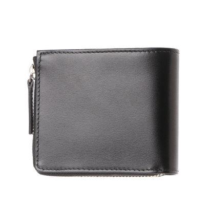 ミラグロ Milagro グレイス L字ファスナー財布 (ネイビー)