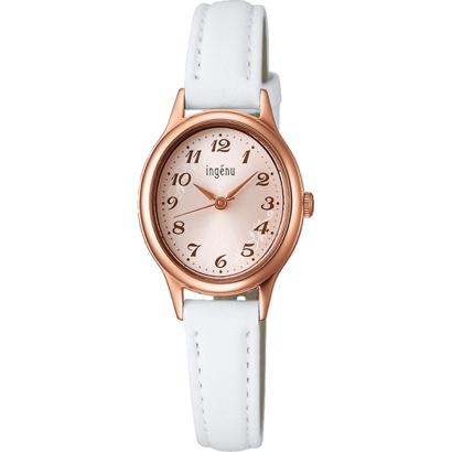 SEIKO アルバ ALBA ingenu カジュアルレザーバンドモデル 腕時計 国産 レディース AHJK423
