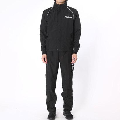 タイトリスト Titleist ゴルフ用レインウェア TL TSMR1592 (ブラック)