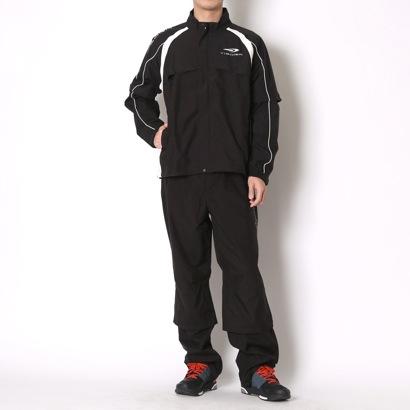 ティゴラ TIGORA ゴルフ用レインウェア TR-1R1035S ブラック (ブラック)