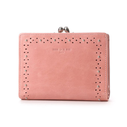 6e9d1e55b203 コムサデモード サックス COMME CA DU SACS 革小物 (ピンク) MODE-レディース財布