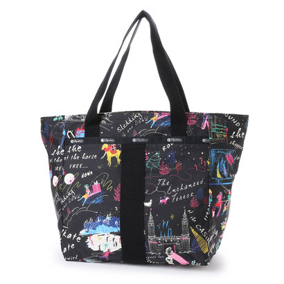 【アウトレット】レスポートサック LeSportsac SMALL EVERYDAY TOTE (WONDERLAND C)
