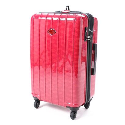 スパイラルガール SPIRAL GIRL スーツケース 50L拡張機能付トラベルハードキャリー (レッド)