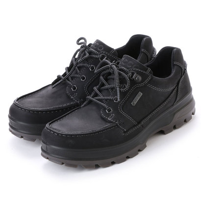 ecco rugged track black
