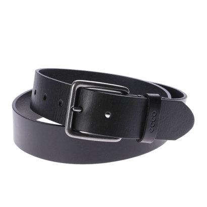エコー ECCO Garvin Jeans Belt (BLACK)