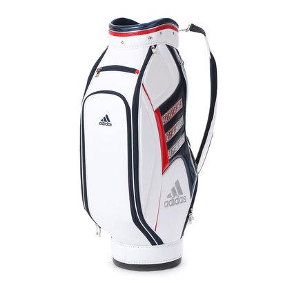 【大型商品170】アディダス adidas メンズ ゴルフ キャディバッグ ピュアメタルキャディバッグ2 A92340