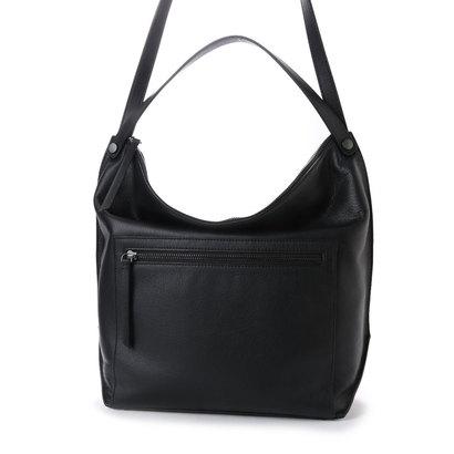 【アウトレット】エコー ECCO Sculptured Hobo Bag (BLACK)