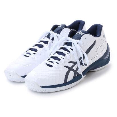 アシックス asics ユニセックス バスケットボール シューズ GELBURST21 Z TBF338 155 (ホワイト)