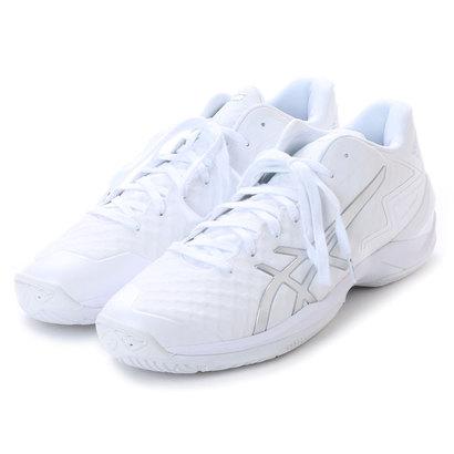 アシックス asics ユニセックス バスケットボール シューズ GELBURST21 Z TBF338 156 (ホワイト)