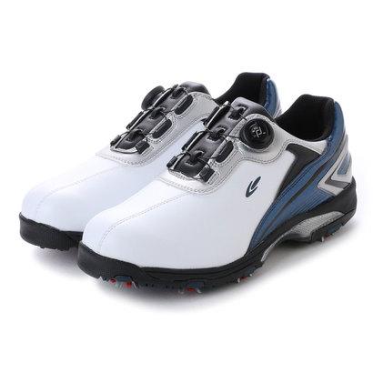 ティゴラ TIGORA メンズ ゴルフ ダイヤル式スパイクシューズ 0466134317 449