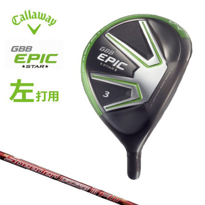 輝い キャロウェイ Callaway EVOLUTION GBB EPIC STAR フェアウェイウッド Speeder STAR EVOLUTION III Speeder FW 50, オオタマチ:79987ecd --- rekishiwales.club