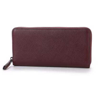 エコー ECCO Iola Large Zip Wallet (WINE)