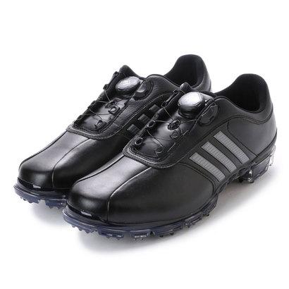 アディダス adidas メンズ ゴルフ ダイヤル式スパイクシューズ ピュアメタル ボア プラス Q44898 945