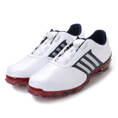 アディダス adidas メンズ ゴルフ ダイヤル式スパイクシューズ ピュアメタル ボア プラス Q44895 943