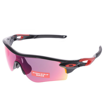 オークリー OAKLEY サングラス (A)Radarlock PolshdBlk/Re OO9206-37 3173