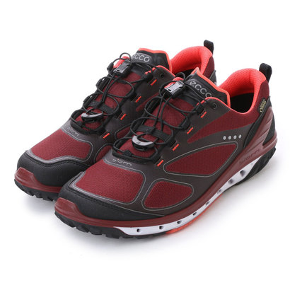 【アウトレット】エコー ECCO Biom Venture (BLACK/PORT/CORAL BLUSH)