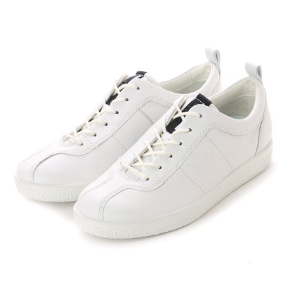 エコー ECCO Soft 1 (WHITE)