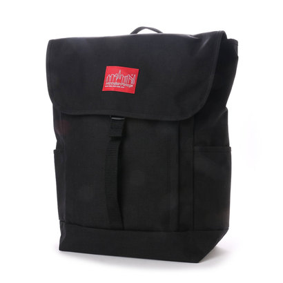 マンハッタンポーテージ Manhattan Portage Washington SQ Backpack (Black)