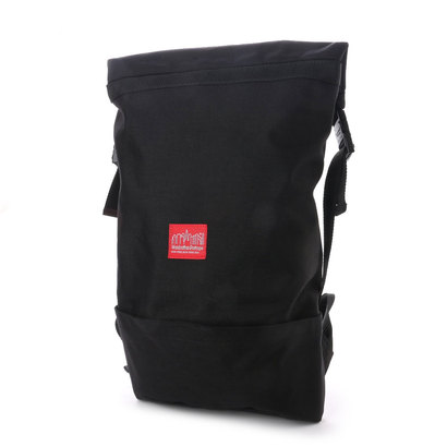 マンハッタンポーテージ Manhattan Portage Rolling Thunderbolt Backpack (Black)
