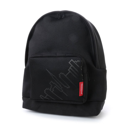 マンハッタンポーテージ Manhattan Portage Neoprene Fabric Big Apple Backpack JR (Black)