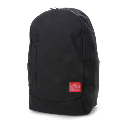マンハッタンポーテージ Manhattan Portage Intrepid Backpack (Black)