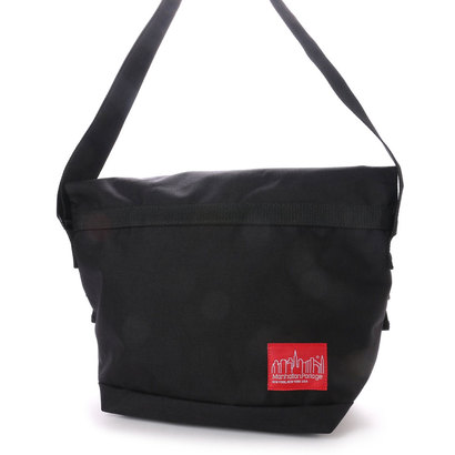 マンハッタンポーテージ Manhattan Portage Rolling Thunderbolt Messenger Bag (Black)