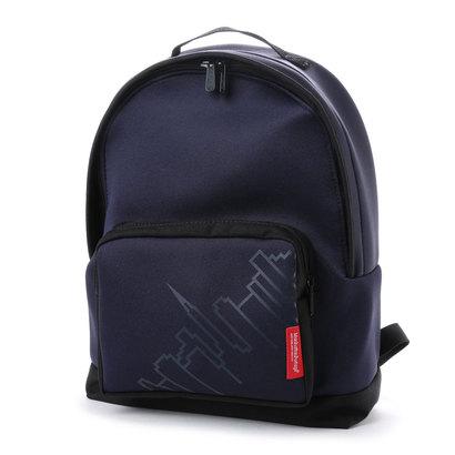 マンハッタンポーテージ Manhattan Portage Neoprene Fabric Big Apple Backpack JR (Navy)