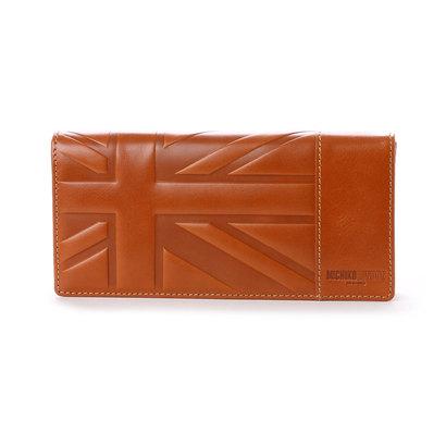 ミチコ ロンドン MICHIKO LONDON 二つ折長財布 (ブラウン)