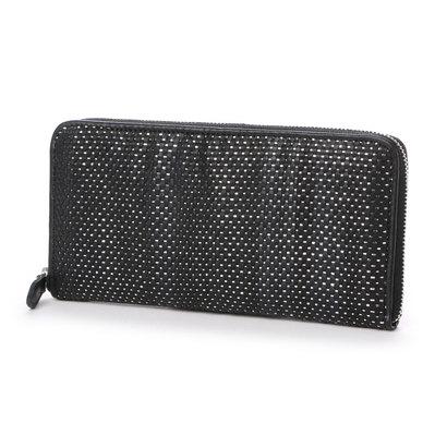 アンチフォルムデザイン Anti-Forme Design 【Afd】JIN ラウンド型財布 (ブラック)