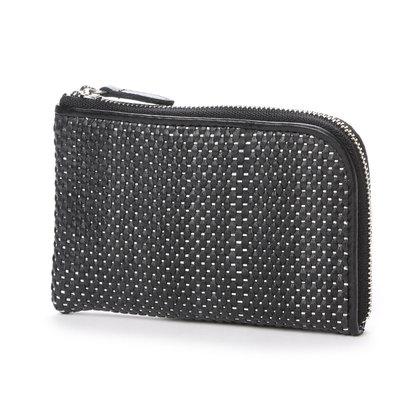 アンチフォルムデザイン Anti-Forme Design 【Afd】JIN ミニL字型財布 (ブラック)