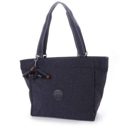 キプリング Kipling NEW SHOPPER S (Blue Purple C)