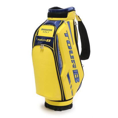 【大型商品200】ブリヂストンゴルフ BRIDGESTONE GOLF メンズ ゴルフ キャディバッグ TOUR Bキャディバック CBG801 CBG801