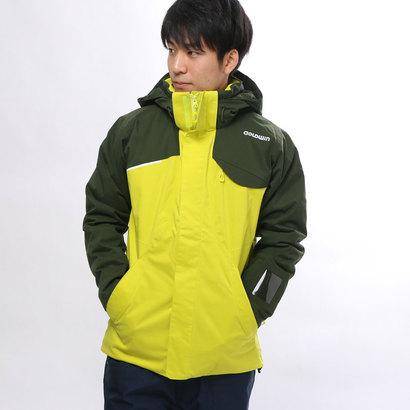 ゴールドウィン GOLDWIN ユニセックス スキー ジャケット REFLECTION JACKET G11720P, ハマグリの丸元水産 34a44673