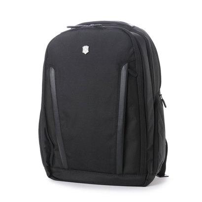 ビクトリノックス Victorinox エッセンシャル ラップトップ バックパック (ブラック)