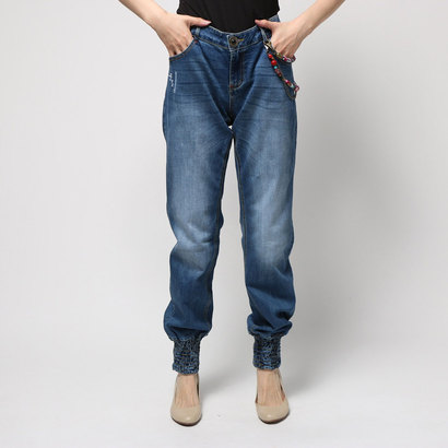 【アウトレット】デシグアル Desigual DENIM_MITED REP (DENIM MEDIUM WASH)